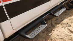 Ford Ranger Tremor: le pedane laterali