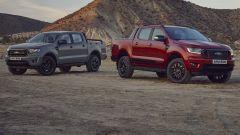 Ford Ranger Wolftrak e Stormtrak