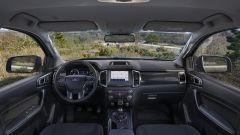 Ford Ranger Wolftrak: interno