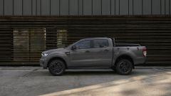 Ford Ranger Wolftrak: laterale