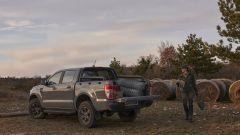 Ford Ranger Wolftrak: posteriore