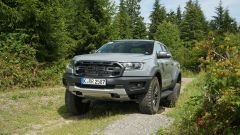Ford Raptor frontale