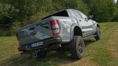 Ford Raptor posteriore
