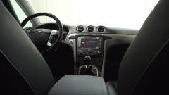 Ford S-Max 2013: gli interni sono davvero in ottimo stato