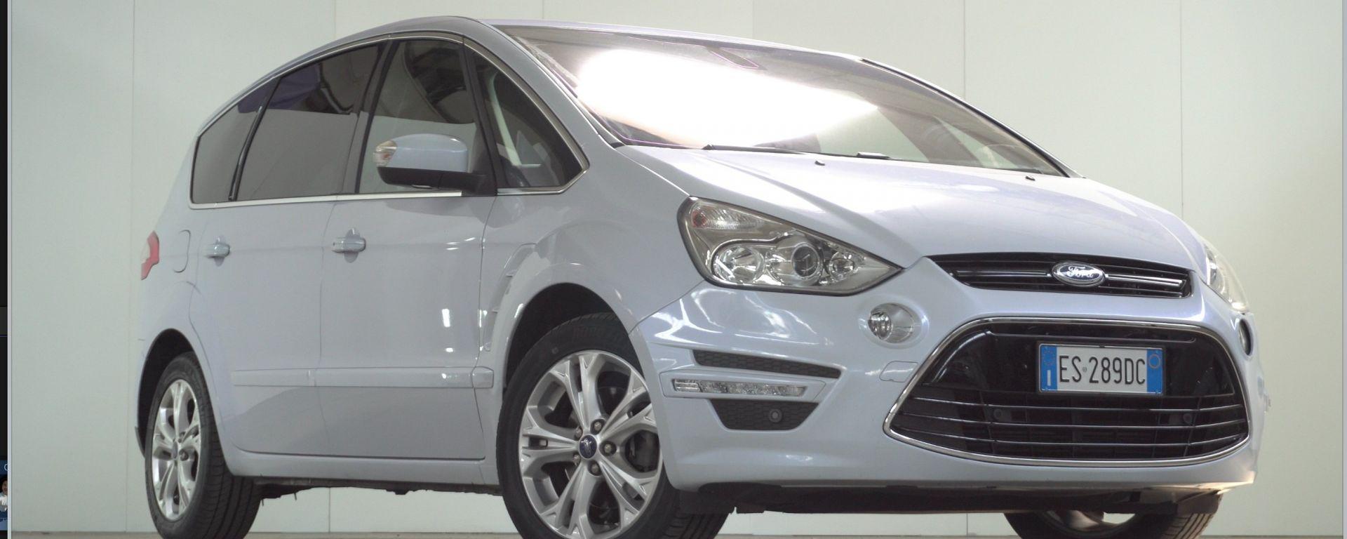 Ford S-Max del 2013