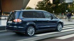 Ford S-Max e Galaxy hybrid: la Galaxy ha di serie 7 posti
