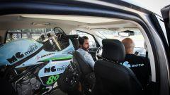 Ford S-Max e minimoto gp: la sfida in pista. Guarda il video - Immagine: 22