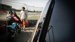 Ford S-Max e minimoto gp: la sfida in pista. Guarda il video - Immagine: 25