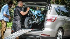 Ford S-Max: il bagagliaio varia l'ampiezza da 700 e 2.200 litri