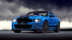 Ford Shelby GT 500 2013 - Immagine: 7