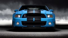 Ford Shelby GT 500 2013 - Immagine: 1