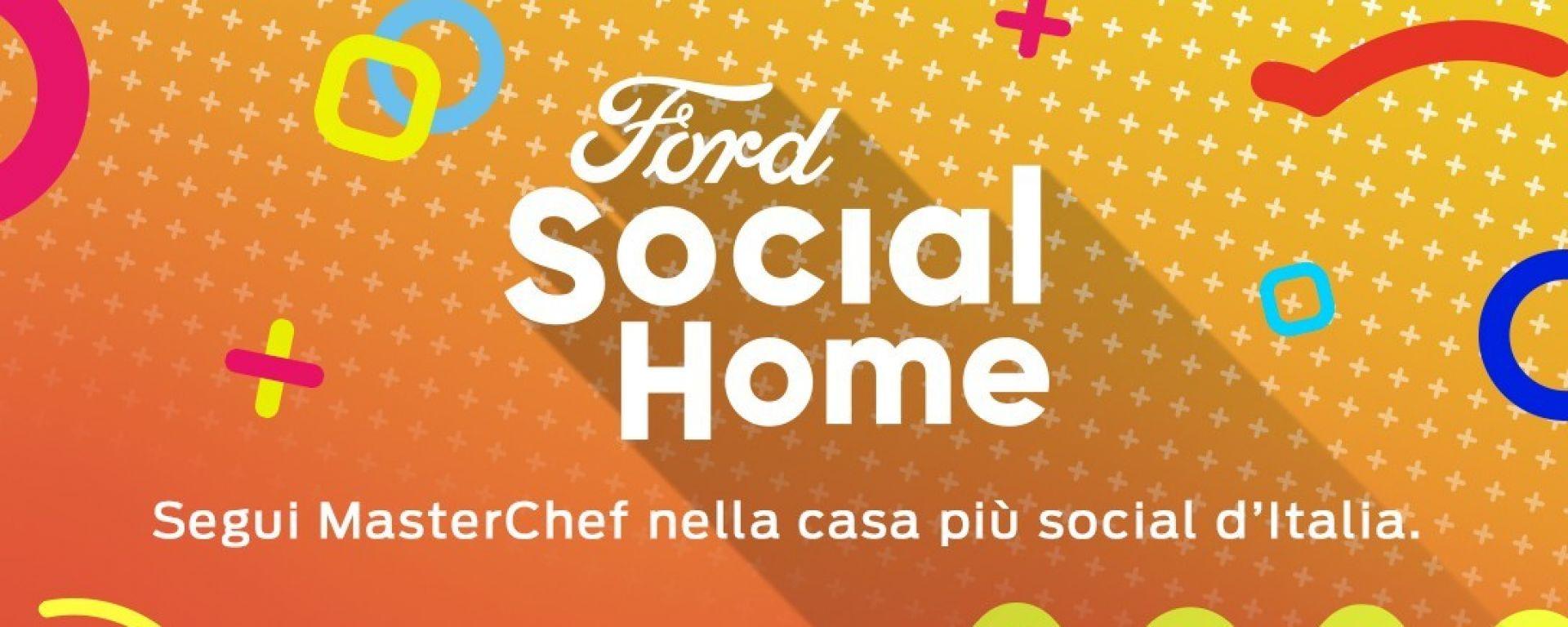 Ford Social Home: ogni giovedì a Milano per la MasterChef Night
