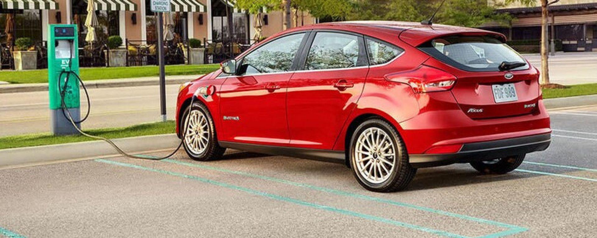 Ford sta lavorando alle sue colonnine di ricarica Fastor Charge