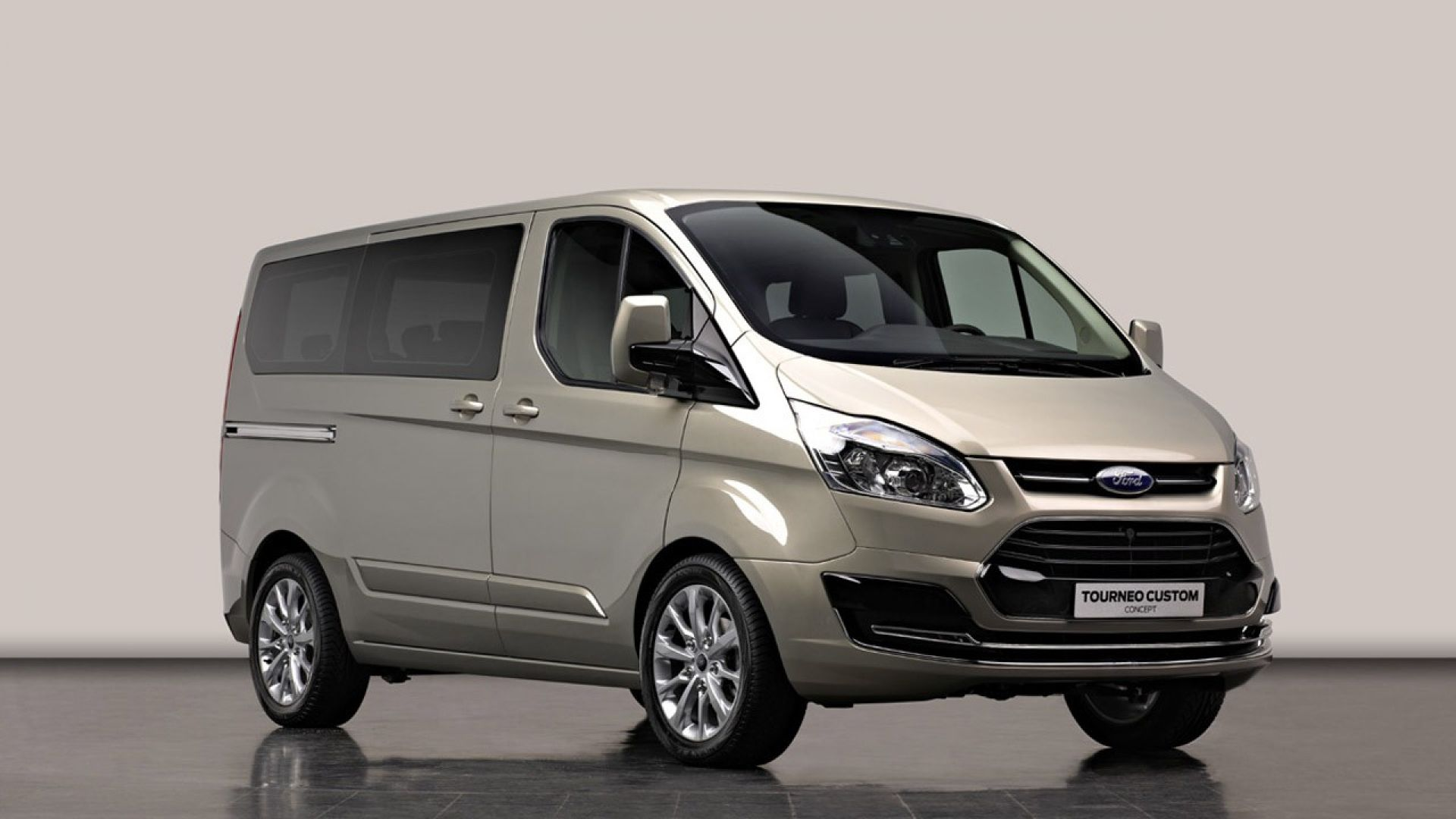 Immagine 0: Ford Tourneo Concept