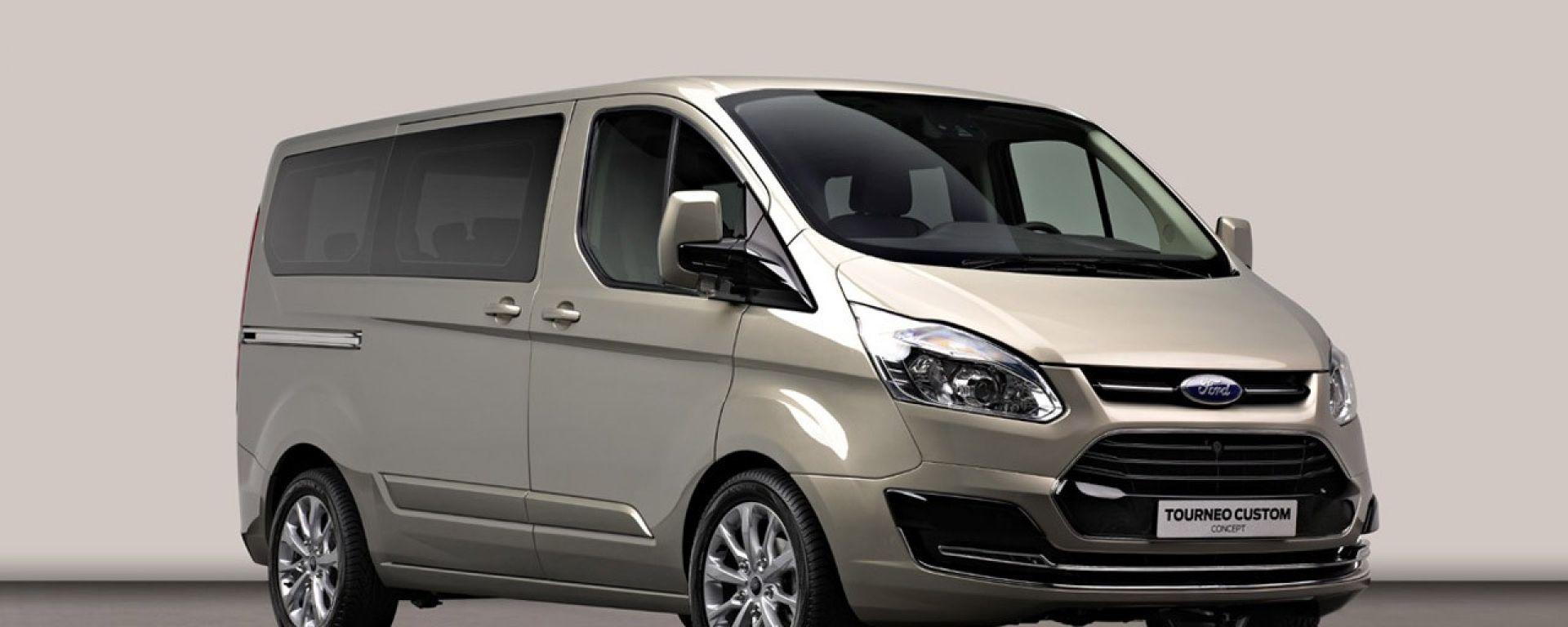 Ford Tourneo Concept