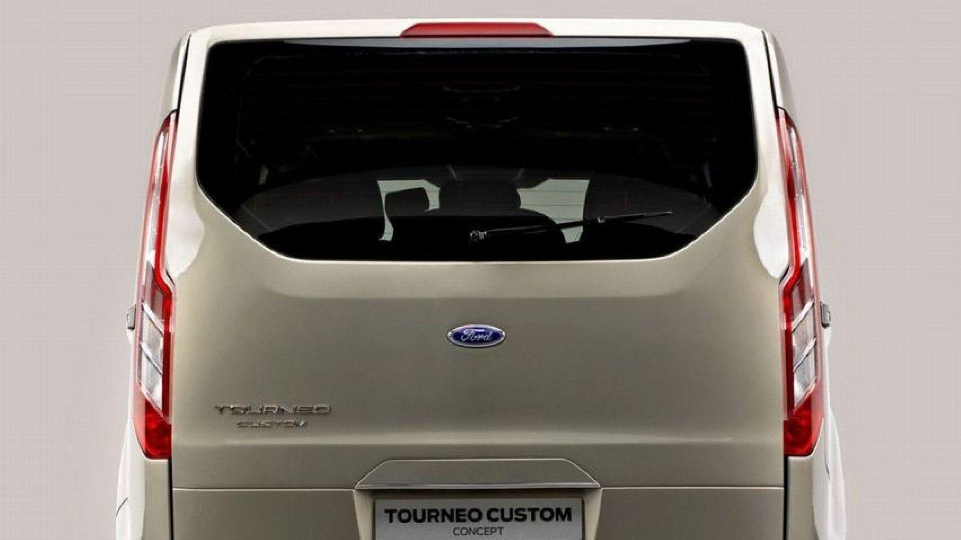 Immagine 4: Ford Tourneo Concept