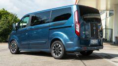 Ford Tourneo Custom Sport, non chiamatelo furgone. Super prova - Immagine: 5