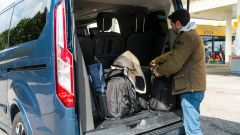 Ford Tourneo Custom Sport, non chiamatelo furgone. Super prova - Immagine: 7