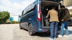 Ford Tourneo Custom Sport, non chiamatelo furgone. Super prova - Immagine: 10