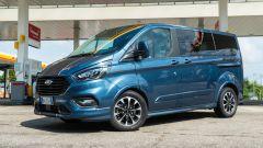 Ford Tourneo Custom Sport, fino a 8 posti a sedere