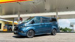 Ford Tourneo Custom Sport, motore 2,0 TDCi 170 cv