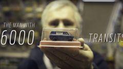 Ford Transit che passione: Peter Lee, collezionista inglese, ne ha più di 6.000