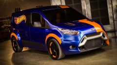 Ford Transit Connect Hot Wheels - Immagine: 12
