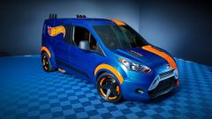 Ford Transit Connect Hot Wheels - Immagine: 1