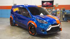 Ford Transit Connect Hot Wheels - Immagine: 11