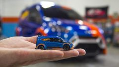 Ford Transit Connect Hot Wheels - Immagine: 13