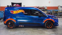 Ford Transit Connect Hot Wheels - Immagine: 10
