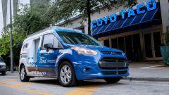 Ford Transit Connect, a Miami la consegna è a guida autonoma - Immagine: 3