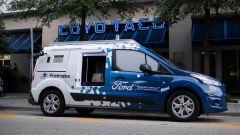Ford Transit Connect, a Miami la consegna è a guida autonoma - Immagine: 4