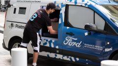 Ford Transit Connect, a Miami la consegna è a guida autonoma - Immagine: 7