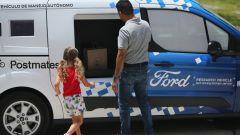 Ford Transit Connect, a Miami la consegna è a guida autonoma - Immagine: 12