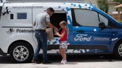 Ford Transit Connect, a Miami la consegna è a guida autonoma - Immagine: 13