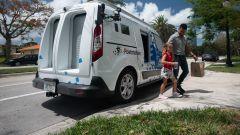 Ford Transit Connect, a Miami la consegna è a guida autonoma - Immagine: 1