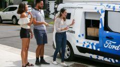 Ford Transit Connect, a Miami la consegna è a guida autonoma - Immagine: 14