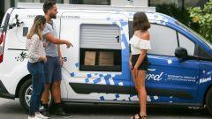 Ford Transit Connect, a Miami la consegna è a guida autonoma - Immagine: 15