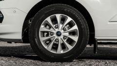 Ford Transit Custom Plug-in Hybrid: i cerchi in lega da 16