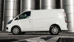 Ford Transit Custom Plug-in Hybrid: meno di 5 metri di lunghezza