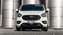 Ford Transit Custom Plug-in Hybrid: vista frontale