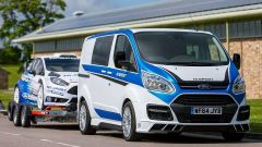 Ford Transit WRC by M-Sport - Immagine: 2