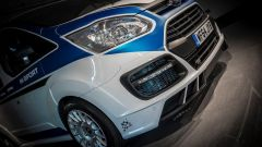 Ford Transit WRC by M-Sport - Immagine: 1