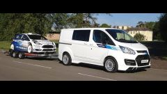 Ford Transit WRC by M-Sport - Immagine: 8