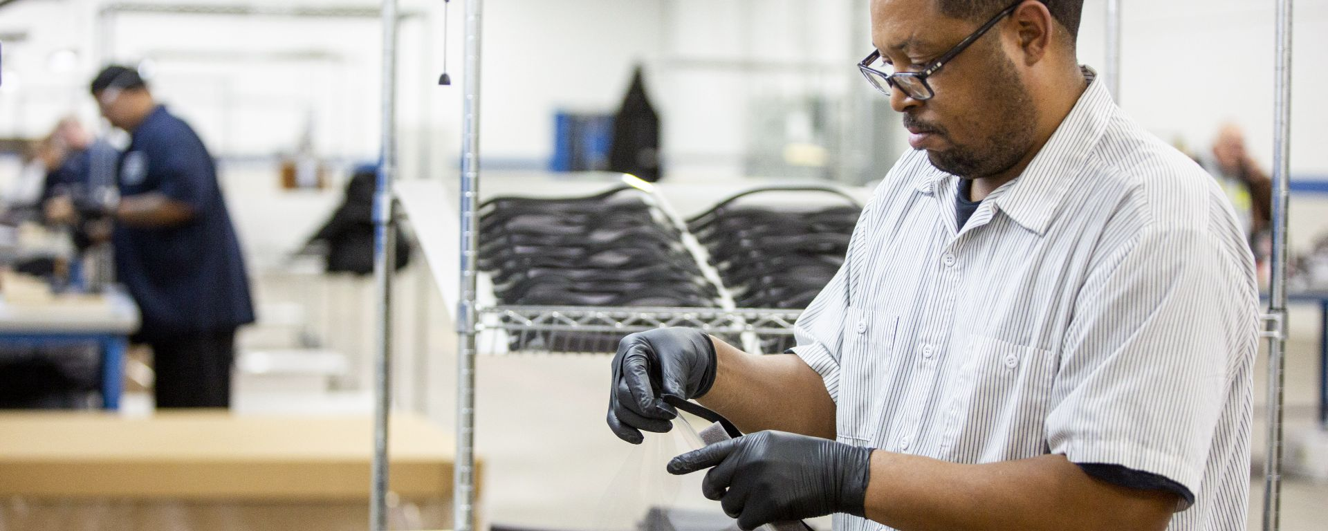 Ford USA, via alla produzione di ventilatori