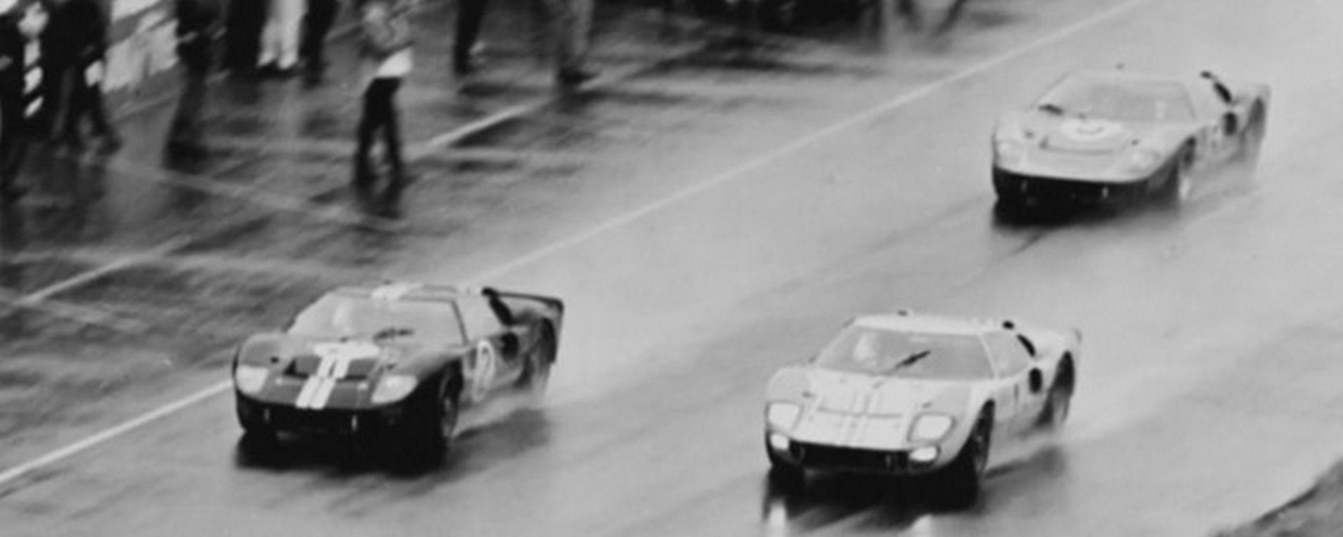 Ford vs Ferrari: Matt Damon interpreterà Carroll Shelby