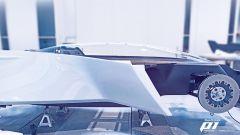 Fordzilla P1, una fase della realizzazione del prototipo