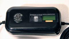 Come salvare la batteria. Il mantenitore di carica Forelettronica Battery Controller Bravo 900 - Immagine: 3