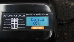 Come salvare la batteria. Il mantenitore di carica Forelettronica Battery Controller Bravo 900 - Immagine: 5